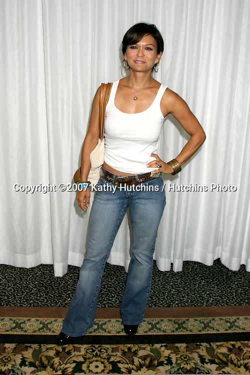 Nia Peeples.The Young and the Restless Fan Luncheon.Universal Sheraton Hotel.Los Angeles,  CA.Aug 26, 2007.©2007 Kathy Hutchins / Hutchins Photo....