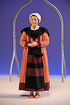 "UMASS ""Marta the Divine"" Costume..© 2009 JON CRISPIN .Please Credit   Jon Crispin.Jon Crispin   PO Box 958   Amherst, MA 01004.413 256 6453.ALL RIGHTS RESERVED."
