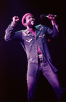Marvin Gaye, Oakland, 1971
