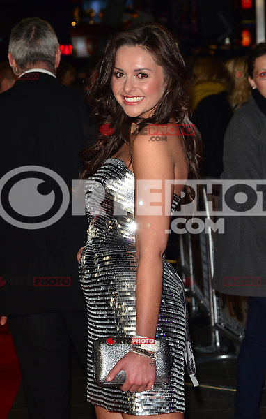 LONDON, ENGLAND - NOVEMBER 07: Jamelia attends the World Premiere of Gambit at Empire Leicester Square on November 7, 2012 in London, England...(BYLINE: Joe Alvarez jba1006/NortePhoto)