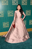 HOLLYWOOD, CA - AUGUST 7: Awkwafina at the premiere of Crazy Rich Asians at the TCL Chinese Theater in Hollywood, California on August 7, 2018. <br /> CAP/MPI/DE<br /> &copy;DE//MPI/Capital Pictures