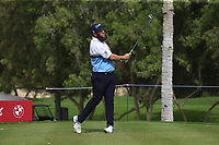 Andrew Johnston (ENG) on the 4th tee during Round 1 of the Omega Dubai Desert Classic, Emirates Golf Club, Dubai,  United Arab Emirates. 24/01/2019<br /> Picture: Golffile | Thos Caffrey<br /> <br /> <br /> All photo usage must carry mandatory copyright credit (&copy; Golffile | Thos Caffrey)