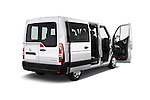 Car images of 2016 Nissan NV400-Combi l1h1-Optima 5 Door Passenger Van Doors