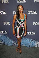 WEST HOLLYWOOD, CA - AUGUST 2: Nikki M. James, at the FOX Summer TCA All-Star Party At SOHO House in West Hollywood, California on August 2, 2018. <br /> CAP/MPI/FS<br /> &copy;FS/MPI/Capital Pictures