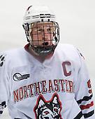 Tyler McNeely (NU - 94) - The Northeastern University Huskies defeated the Boston College Eagles 3-2 on Friday, February 19, 2010, at Matthews Arena in Boston, Massachusetts.