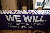 Northwestern University We Will campaign at the Ritz carlton in Chicago. (Photo by Jim Prisching)