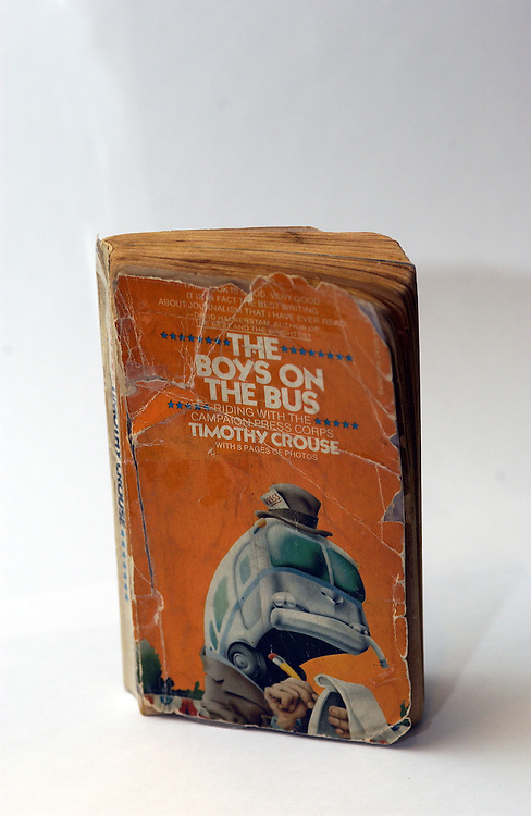 """""""Boys on the Bus"""" by Timothy Crouse"""