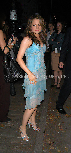 WWW.ACEPIXS.COM *** NO U.K. NEWSPAPERS SALES ***..NEW YORK, SEPTEMBER 27, 2004....Jojo attends the premiere of Shark Tale in NYC's Central Park.....Please byline: R. BOCKLET-ACE PICTURES.   ..  ***  ..Ace Pictures, Inc:  ..contact: Alecsey Boldeskul (646) 267-6913 ..Philip Vaughan (646) 769-0430..e-mail: info@acepixs.com
