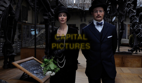 ANNA MOUGLALIS & MADS MIKKELSEN.in Coco Chanel & Igor Stravinsky.*Filmstill - Editorial Use Only*.CAP/FB.Supplied by Capital Pictures.