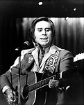 GEORGE JONES 1980's Palomino Club, Los Angeles