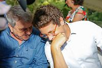 FOZ DO IGUAÇU, PR, 10.01.2019 –MEIO -AMBIENTE – O ministro do Meio Ambiente, Ricardo Salles, durante comemoração dos 80 anos do Parque Nacional do Iguaçu na manhâ desta quinta-feira (10) em Foz do Iguaçu (PR). (Foto: Paulo Lisboa/Brazil Photo Press)