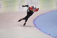 SCHAATSEN: HEERENVEEN: Thialf, World Cup, 03-12-11, 1500m B, Nicole Garrido CAN, ©foto: Martin de Jong