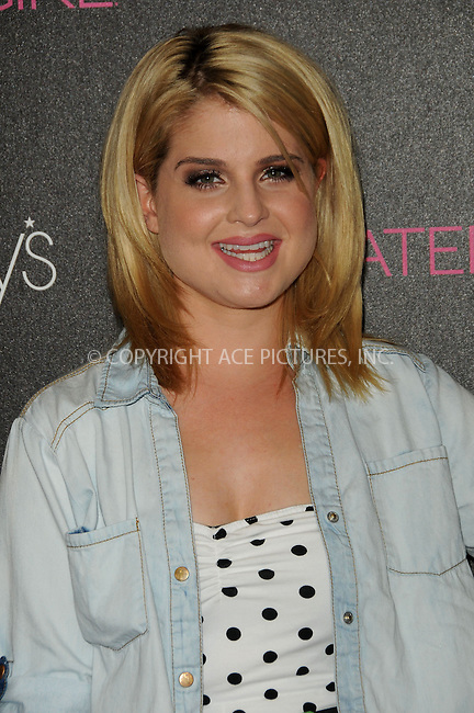 WWW.ACEPIXS.COM . . . . . ....March 24 2011, Los Angeles....Material Girl spokesperson Kelly Osbourne at the Material Girl launch party at Macy's Beverly Center on March 24, 2011 in Los Angeles, California.....Please byline: PETER WEST - ACEPIXS.COM....Ace Pictures, Inc:  ..(212) 243-8787 or (646) 679 0430..e-mail: picturedesk@acepixs.com..web: http://www.acepixs.com