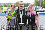 Caroline Martin,Gerry Fagin & Sheila McCarthy From Castleisland, at the Remembering Zoe Cycle Challenge was held last Sunday morning at Fr. Casey's GAA clubhouse Abbeyfeale