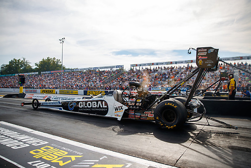 NHRA Mello Yello Drag Racing Series<br /> Dodge NHRA Nationals<br /> Maple Grove Raceway<br /> Reading, PA USA<br /> Friday 22 September 2017 Shawn Langdon, Global Electronic Technology, top fuel dragster<br /> <br /> World Copyright: Mark Rebilas<br /> Rebilas Photo