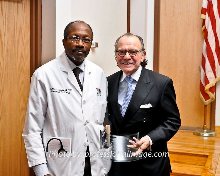 The Distinguished Visiting Cardiovascular Lectureship - Medical Grand Rounds - John B. Johnson, MD, DSc at Howard Hospital Department of Medicine. Photography by John Drew c/o professionalimage.com | #Professionalimage, #HowardU, #HU,