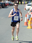 Eoin Callaghan who was 3rd in the Dunleer 4 mile run. Photo:Colin Bell/pressphotos.ie