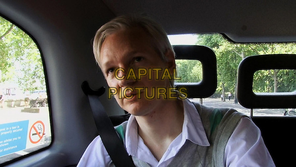 JULIAN ASSANGE<br /> in We Steal Secrets: The Story of WikiLeaks (2013) <br /> *Filmstill - Editorial Use Only*<br /> CAP/FB<br /> Supplied by Capital Pictures