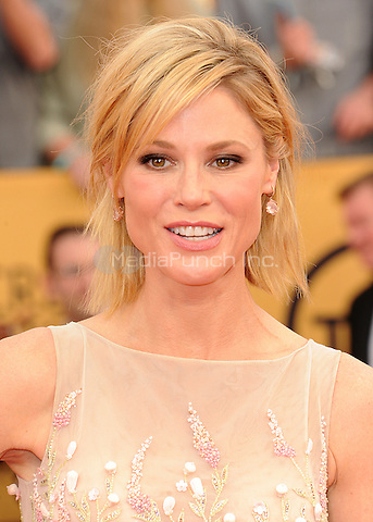 LOS ANGELES, CA - JANUARY 25:  Julie Bowen at the 21st Annual Screen Actors Guild Awards at the Shrine Auditorium & Expo Hall on January 25, 2015 in Los Angeles, California. Credit: PGSK/MediaPunch