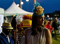 May 1, 2014: May 1, 2014: Scenes from the backside during Dawn at the Downs at Churchill Downs in Louisville, KY. John Voorhees/ESW/CSM