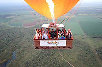 20170404 04 April Hot Air Balloon Cairns