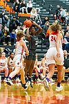 20 February 2020:  Lincoln Way West Warriors v Normal Community West Wildcats for the IHSA Girl's Regional in the gym at Normal Community in Normal IL<br /> <br /> 22