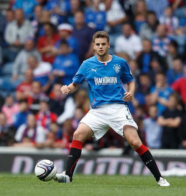 Sebastien Faure, Rangers