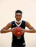 NWA Democrat-Gazette/JASON IVESTER --04/03/2015--<br /> Malik Monk; photographed on Friday, April 3, 2015, in Bentonville High School