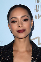 LOS ANGELES - FEB 24:  Amber Stevens West at the 2018 Make-Up Artists and Hair Stylists Awards at the Novo Theater on February 24, 2018 in Los Angeles, CA