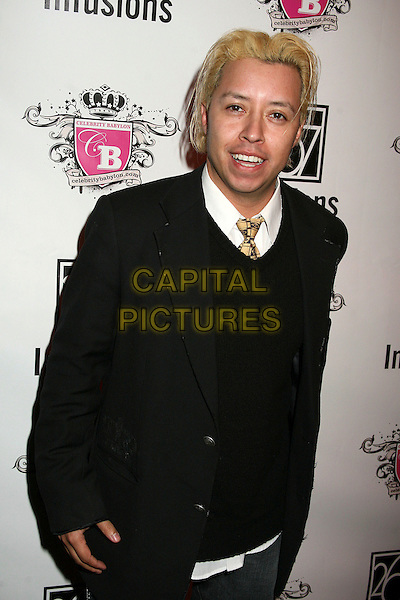 CARLOS RAMIREZ.Anna Nicole Smith Tribute at HERE Lounge, West Hollywood, California, USA..April 24th, 2007.half length black suit jacket .CAP/ADM/BP.©Byron Purvis/AdMedia/Capital Pictures