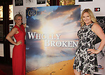"As The World Turns and One Liife To Live Terry Conn stars in ""Wholly Broken"" and poses with casting director Donna McKenna at SOHO International Film Festival on June 16, 2018 in New York City, New York. (Photo by Sue Coflin/Max Photo)"