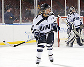 Bryanna Farris (UNH - 13) - The University of New Hampshire Wildcats defeated the Northeastern University Huskies 5-3 (EN) on Friday, January 8, 2010, at Fenway Park in Boston, Massachusetts as part of the Sun Life Frozen Fenway doubleheader.