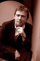 David Nicholls, writer. Milano 2010 -  © Leonardo Cendamo
