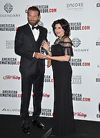 BEVERLY HILLS, CA. October 14, 2016: Bradley Cooper &amp; Sue Kroll at the 30th Annual American Cinematheque Award gala honoring Ridley Scott &amp; Sue Kroll at The Beverly Hilton Hotel, Beverly Hills.<br /> Picture: Paul Smith/Featureflash/SilverHub 0208 004 5359/ 07711 972644 Editors@silverhubmedia.com