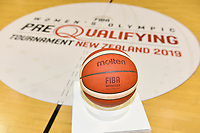 20191114 FIBA Women's Pre-Olympic Qualifying Tournament  -  Korea v China