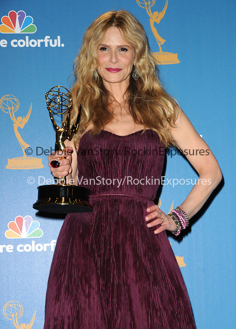 Kyra Sedgwick at The 62nd Anual Primetime Emmy Awards held at Nokia Theatre L.A. Live in Los Angeles, California on August 29,2010                                                                   Copyright 2010  DVS / RockinExposures