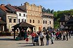 Kazimierz Dolny, 2007-05-02. Rynek w Kazimierzu Dolnym