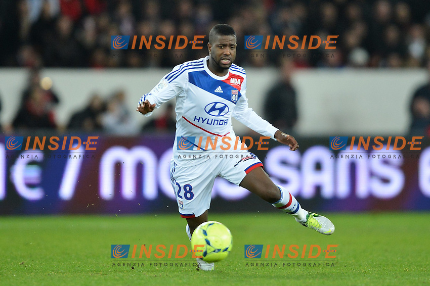 Arnold Mvuemba (Lyon)  .Football Calcio 2012/2013.Ligue 1 Francia.Foto Panoramic / Insidefoto .ITALY ONLY
