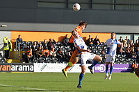 Craig Robson Of Barnet scores the first Goal and celebrates during Barnet vs Bristol Rovers, Emirates FA Cup Football at the Hive Stadium on 11th November 2018