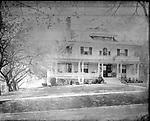 Frederick Stone negative. John Cassidy House, Watertown 1928.