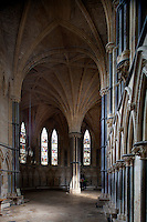 Chapter House Lincoln Cathedral | Andy Marshall: Architectural Photography