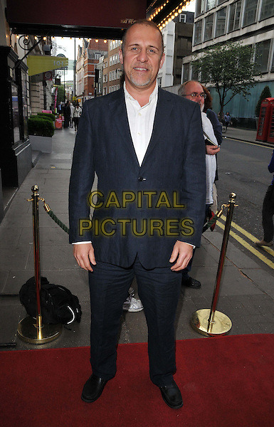 LONDON, ENGLAND - MAY 11: Nigel Lindsay attends the &quot;Hay Fever&quot; press night, Duke of York's Theatre, St Martin's Lane, on Monday May 11, 2015 in London, England, UK. <br /> CAP/CAN<br /> &copy;Can Nguyen/Capital Pictures