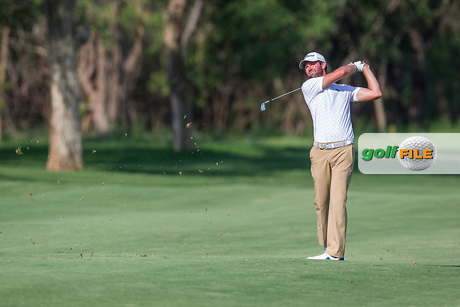 Scott Jamieson (SCO) during the 3rd round of the Alfred Dunhill Championship, Leopard Creek Golf Club, Malelane, South Africa. 15/12/2018<br /> Picture: Golffile | Tyrone Winfield<br /> <br /> <br /> All photo usage must carry mandatory copyright credit (© Golffile | Tyrone Winfield)