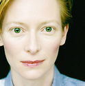 Tilda Swinton,Actress. CREDIT Geraint Lewis