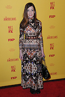 www.acepixs.com<br /> February 25, 2017  New York City<br /> <br /> Clea Lewis attending 'The Americans' Season 5 Premiere at DGA Theater on February 25, 2017 in New York City.<br /> <br /> Credit: Kristin Callahan/ACE Pictures<br /> <br /> Tel: 646 769 0430<br /> Email: info@acepixs.com