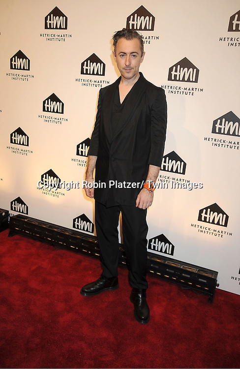 Alan Cumming attends the 25th Annual Emery Awards on November 10, 2011 at Cipriani Wall Street in New York City.  The Awards are presented by The Hetrick-Martin Institute.