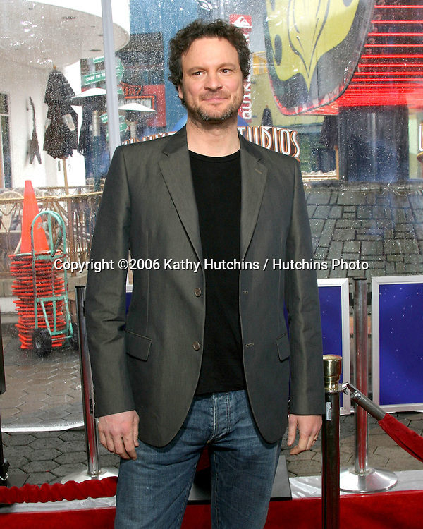 Colin Firth.Nanny McPhee Premiere.Universal Studios.Los Angeles, CA.January 14, 2006.©2006 Kathy Hutchins / Hutchins Photo....