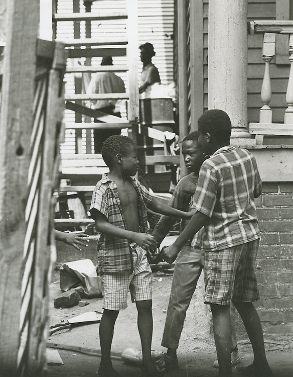 UNDATED..Historical..Kids playing East Ghent ?...NEG# 68-17-7.NRHA#..