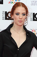 Jess Glynne at the British LGBT Awards at the London Marriott Hotel Grosvenor Square, Grosvenor Square, London on Friday 11 May 2018<br /> CAP/ROS<br /> &copy;ROS/Capital Pictures