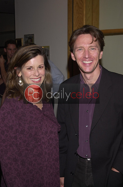 Andrew McCarthy and wife Carol